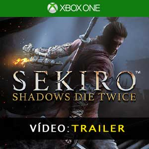 Vídeo de trailer Sekiro Shadows Die Twice