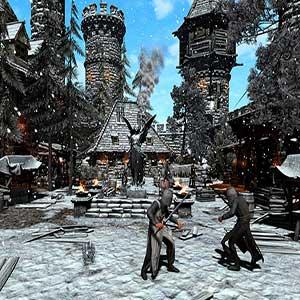 Shadow Legend VR Gameplay