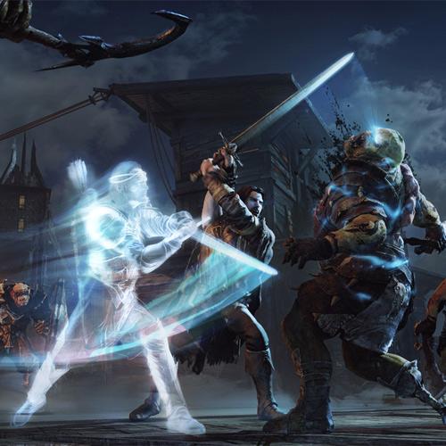Shadow of Mordor Xbox One Jogabilidade