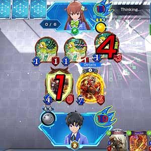 Shadowverse Champions Battle Batalha de cartas
