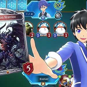 Shadowverse Champions Battle Cartão do Guerreiro-Dragão