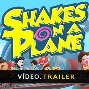 Shakes On A Plane Atrelado de vídeo