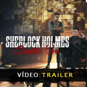 Sherlock Holmes Chapter One Atrelado de vídeo