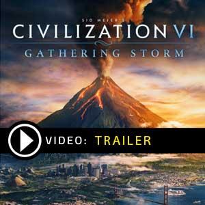 Comprar Sid Meier's Civilization 6 Gathering Storm CD Key Comparar Preços