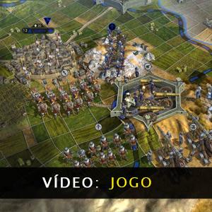 Sid Meiers Civilization V Vídeo de jogabilidade