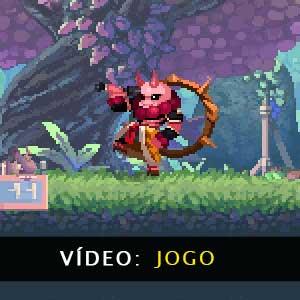 Skul The Hero Slayer Vídeo de jogabilidade