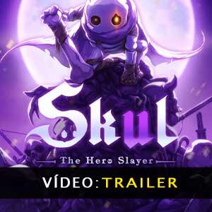 Skul The Hero Slayer Vídeo do atrelado