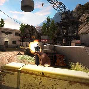 Sniper Elite VR - Pistola