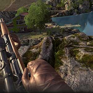 Sniper Elite VR - Recarregar