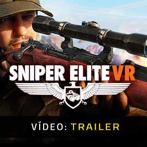 Sniper Elite VR Atrelado de vídeo