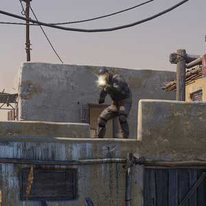 Sniper Ghost Warrior Contracts 2 Espingarda de assalto