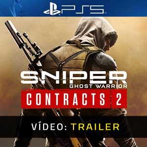 Sniper Ghost Warrior Contracts 2 PS5 Atrelado de vídeo