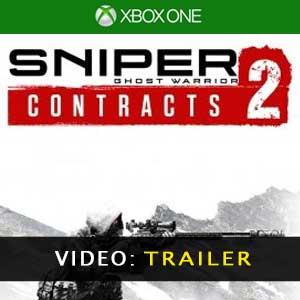 Sniper Ghost Warrior Contracts 2 Atrelado de vídeo