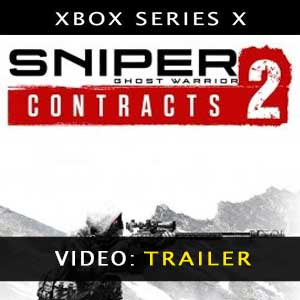 Sniper Ghost Warrior Contracts 2 Atrelado de vídeo