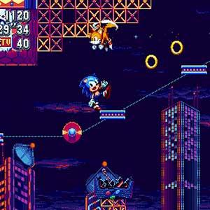 Sonic Mania - Caudas