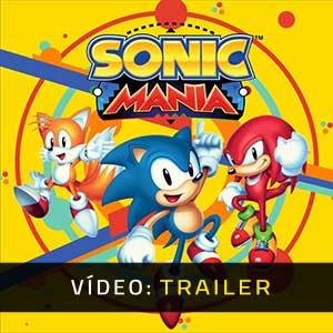 Sonic Mania Atrelado de vídeo