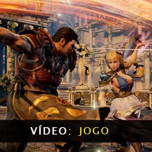 SoulCalibur 6 vídeo de jogabilidade