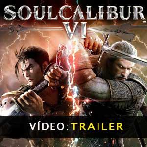 SoulCalibur 6 trailer vídeo