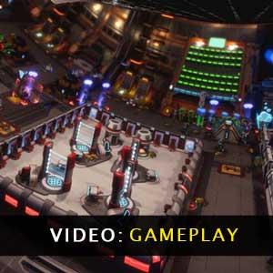 Spacebase Startopia Vídeo de jogabilidade