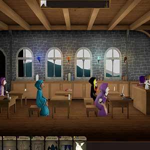 Spellcaster University Simulador