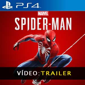 Spider-Man PS4 Atrelado de vídeo