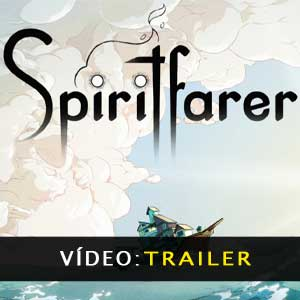 Vídeo do Trailer Spiritfarer