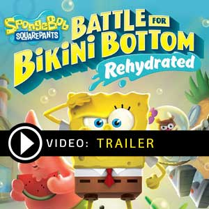 Comprar SpongeBob SquarePants Battle for Bikini Bottom Rehydrated CD Key Comparar Preços