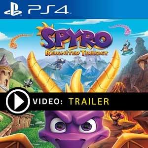 Comprar Spyro Reignited Trilogy PS4 Comparar Preços