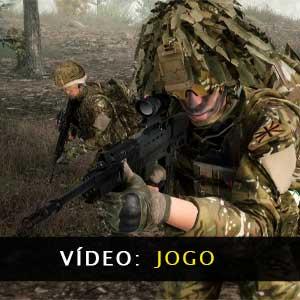 Vídeo de jogabilidade Squad