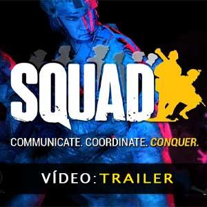 Vídeo do Atrelado da Squad