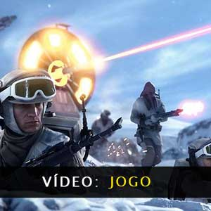 Star Wars Battlefront Vídeo De Jogabilidade