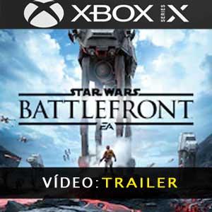 Star Wars Battlefront Xbox Series Video Trailer