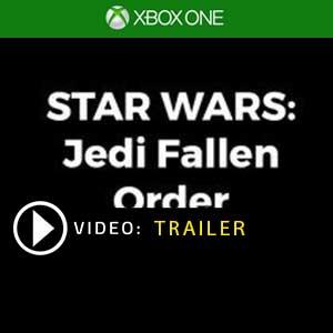 Comprar Star Wars Jedi Fallen Order Xbox One Barato Comparar Preços