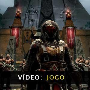 Star Wars The Old Republic vídeo de jogabilidade