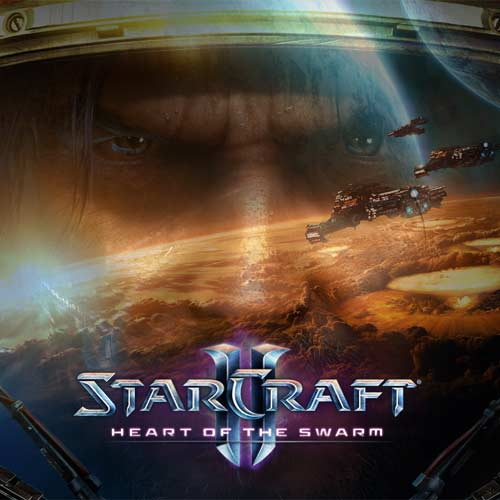 Comprar Starcraft 2 Heart of the Swarm CD Key Comparar Preços