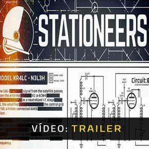 Stationeers Atrelado de vídeo