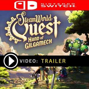 Comprar SteamWorld Quest Hand of Gilgamech Nintendo Switch barato Comparar Preços