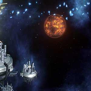 a planet-spanning megacity