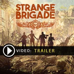 Comprar Strange Brigade CD Key Comparar Preços