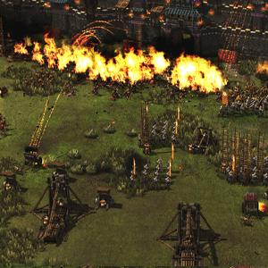 Stronghold Warlords Batalha