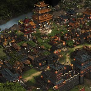 Stronghold Warlords Cidade