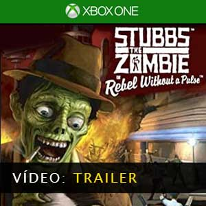 Stubbs the Zombie in Rebel Without a Pulse Vídeo do atrelado