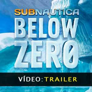 Subnautica Below Zero Atrelado De Vídeo
