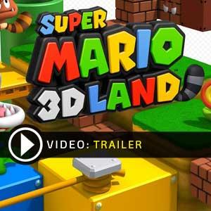 Comprar código download Super Mario 3D Land Nintendo 3DS Comparar Preços