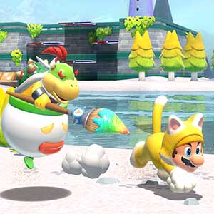 Super Mario 3D World + Bowser s Fury Nintendo Switch - Bowser and Mario