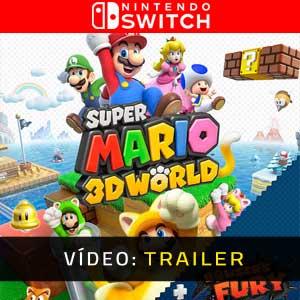 Super Mario 3D World + Bowser s Fury Nintendo Switch Atrelado de vídeo
