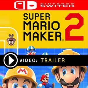 Comprar Super Mario Maker 2 Nintendo Switch barato Comparar Preços