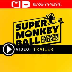Comprar Super Monkey Ball Banana Blitz HD Nintendo Switch barato Comparar Preços