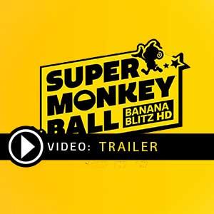Comprar Super Monkey Ball Banana Blitz HD CD Key Comparar Preços