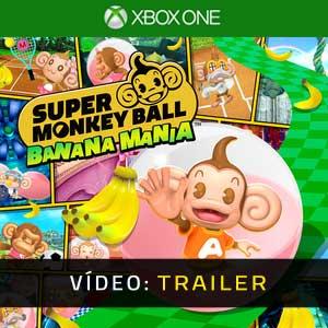 Super Monkey Ball Banana Mania Xbox One Atrelado De Vídeo